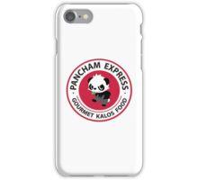 Pancham Express iPhone Case/Skin
