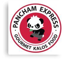 Pancham Express Canvas Print