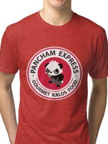 Pancham Express Tri-blend T-Shirt