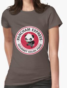 Pancham Express Womens Fitted T-Shirt