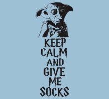 Keep Calm and Give Me Socks