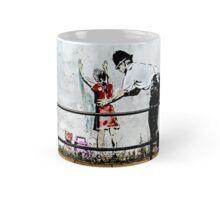 Banksy- Stop and search Mug