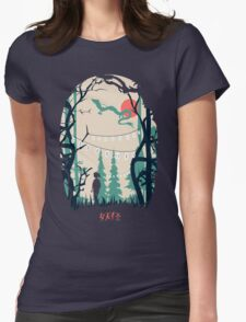Spectrum Womens Fitted T-Shirt