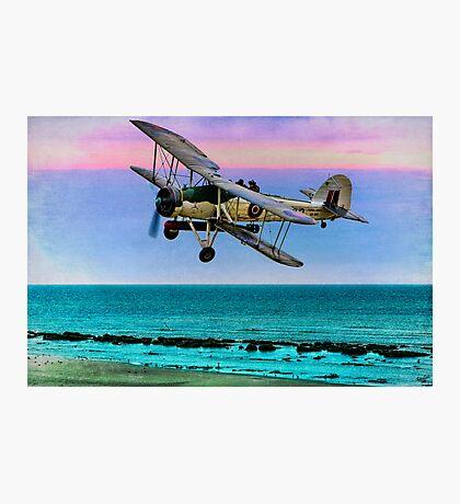 Fairey Swordfish II LS326 Photographic Print