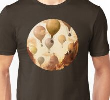 Voyage to the Unknown Unisex T-Shirt