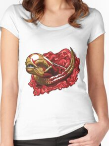 Chestburster 2 Women's Fitted Scoop T-Shirt