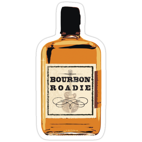 Bourbon Roadie Bumper by anonbrunette