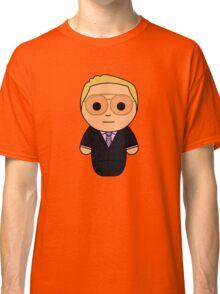 Administrator Dryden (Timespace) - Black Box Films: BOXIES Classic T-Shirt