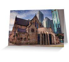 Cathedral of St Stephen • Brisbane • Australia Greeting Card