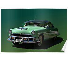 1954 Hudson Hornet 4 Door  Poster