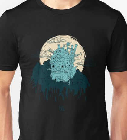 The Magic Castle Unisex T-Shirt