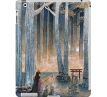 Beginning - Kitsune Fox Yokai Japanese iPad Case/Skin