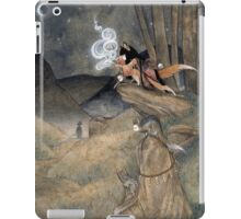 Okina Illusions - Fox Kitsune Yokai iPad Case/Skin