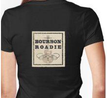 Bourbon Roadie Box Womens Fitted T-Shirt