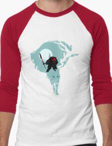 Forest Princess Men's Baseball ¾ T-Shirt
