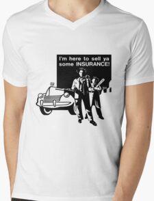 controversy Mens V-Neck T-Shirt