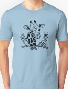 Giraffe and Acacia T-Shirt