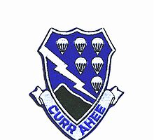 Currahee - 506th Infantry - 101st Airborne - iPhone Case by Buckwhite