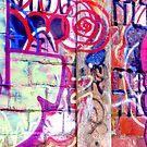Brooklyn Graffiti  by andytechie