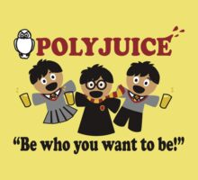 Harry Potter Polyjuice Shirt by IG-HateyHate
