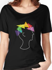 Creative Thinking Women's Relaxed Fit T-Shirt