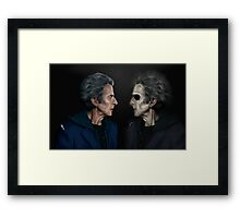 Finally someone worth talking to Framed Print
