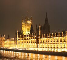 Houses of Parliment by J0KER