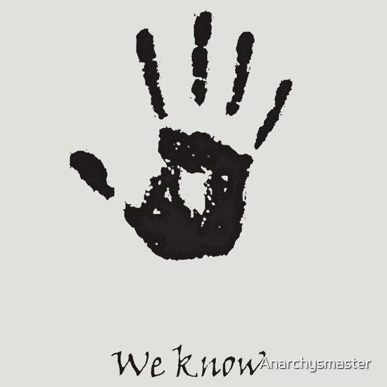 TShirtGifter presents: Dark Brotherhood Knows.. You've been Bad!