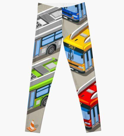 City Bus Set Leggings
