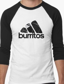 BURRITOS Men's Baseball ¾ T-Shirt