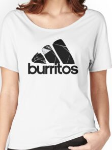 BURRITOS Women's Relaxed Fit T-Shirt
