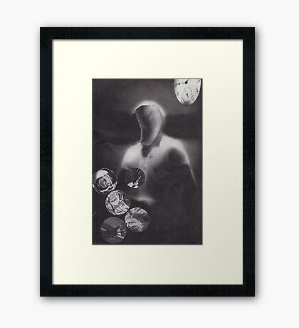 ' The Other Side ' Framed Print