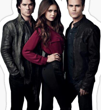 Vampire Diaries Sticker
