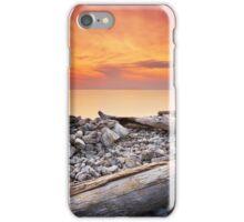 Sunset on Washington Island iPhone Case/Skin