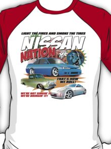 Nissan Nation T-Shirt