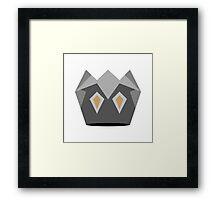 Earth Crown Framed Print