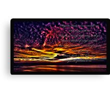 You are Paradise Canvas Print
