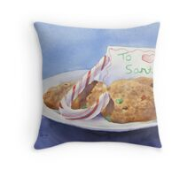 Christmas Traditions Throw Pillow