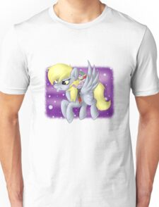 Derpy Hooves Sir Spike Unisex T-Shirt