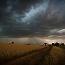 Harefield Storm by Will Barton