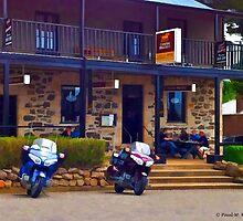 Taralga Hotel, Taralga, NSW by Paul W. Kerr