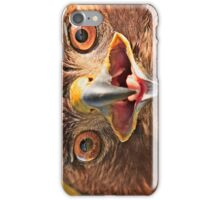 Smile - Red Tail Hawk - iPhone Case iPhone Case/Skin