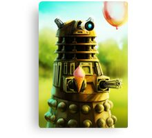 Extermination Vacation Canvas Print