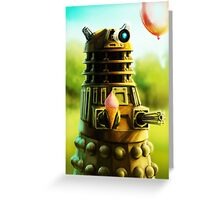 Extermination Vacation Greeting Card