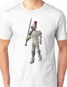 White Knight Unisex T-Shirt
