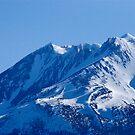 Shasta Mountain by Randall Robinson