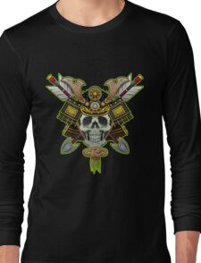 DEAD SAMURAI Long Sleeve T-Shirt