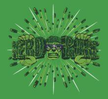 Nerd Rage by buzatron