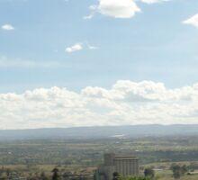Giotto Dump Site 3.0 - Nakuru Sticker