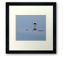 The Young One Framed Print